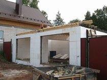 Строительство гаражей под ключ. Владивостокские строители.