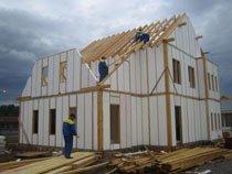 каркасное строительство домов Владивосток