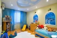 Отделка детской комнаты в Владивостоке